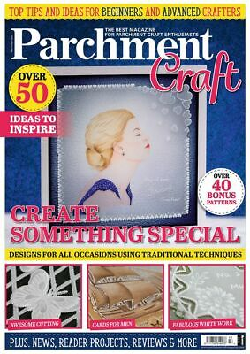 Parchment Craft Magazine - March / April 2020 Issue • 5.95£