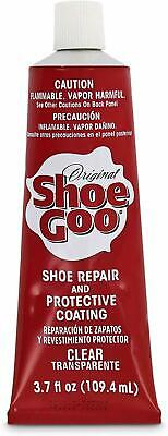 $16.40 • Buy Shoe Goo Repair Adhesive For Fixing Worn Shoes Or Boots, Clear, 3.7-Ounce Tube