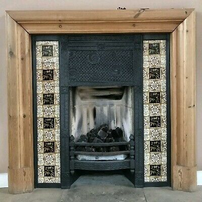 Victorian Style Fireplace   • 67£