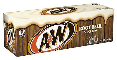 A&W Root Beer 12 Pack • 19.45£
