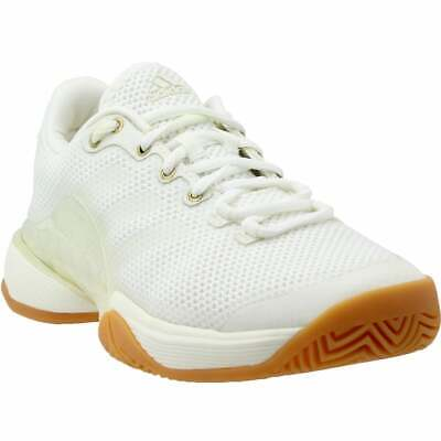$ CDN33.13 • Buy Adidas Barricade 2017 Minimalism  Casual   Shoes White Mens - Size 5.5 D