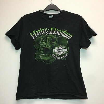 $ CDN15 • Buy VTG Mens HARLEY DAVIDSON Tshirt Washington PA Size M Medium