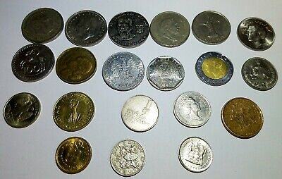 Collection Of Foreign Coins • 2.99£