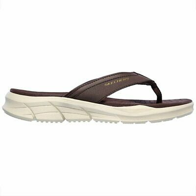 Sandals Equalizer 4.0 Serasa Skechers Brown Men • 40.46£
