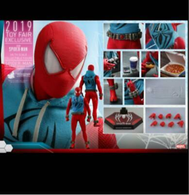 $ CDN679.93 • Buy Mint Toysapi Event Limited Hot Toys Spiderman Scarlet Version