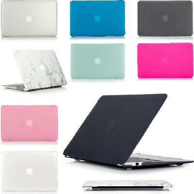 $10.99 • Buy Hard Case For Macbook Air 13 Inch A1932 2018 2019 & A1466/A1369 Cover Snap Shell