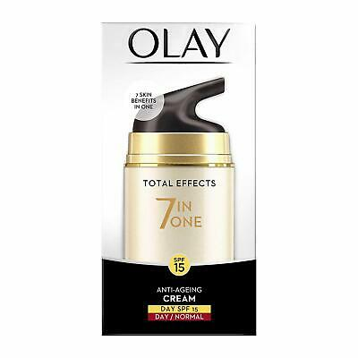 AU25.11 • Buy Olay Day Cream Total Effects 7 In 1, Anti-Ageing SPF 15, 50g