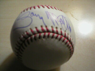 $ CDN10.57 • Buy Garry Matthews Autographed Official Major League Baseball-coa- Phillies