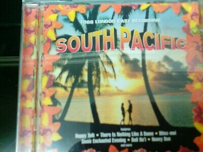South Pacific 1988 London Cast Recording Cd • 2.99£