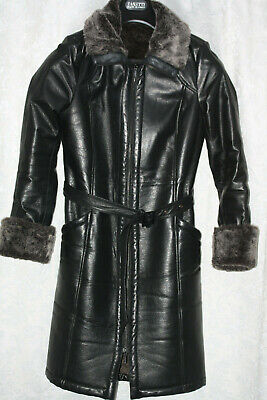 $ CDN378.07 • Buy $600 Danier Black Genuine Buttery Leather Ladies Jacket Ladies Sz S Small Collar