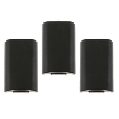 $ CDN5.31 • Buy 3 Lots Pack Battery Covers Door For Microsoft Xbox 360 Remote Control