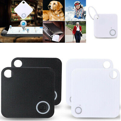 Anti-Lose Mini Tile Mate GPS Bluetooth Tracker Key Pet Finder Locator Device L • 2.82£