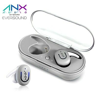 $ CDN18.79 • Buy Aduro ANX True Wireless Earbuds Bluetooth 5.0 Headphones Headset Charging Case