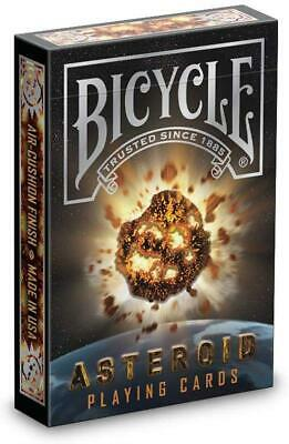 £5.49 • Buy Bicycle ASTEROID Deck Playing Cards Casino Poker Magic