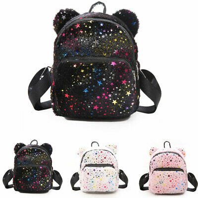 $12.96 • Buy US Women Mini Backpack Girls School Bags Small Travel Handbag Shoulder Bag