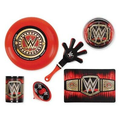 WWE WRESTLING SMASH FAVOR PACK (48) ~Birthday Party Supplies Rewards Toys Prizes • 11.57£