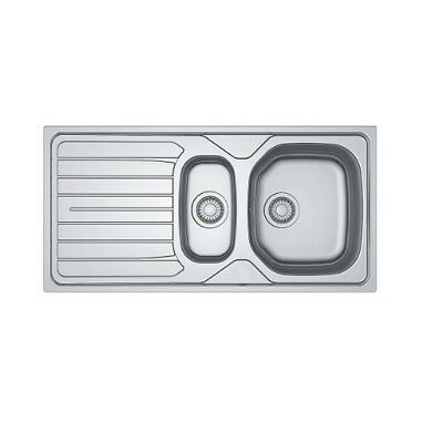 Franke Reno Stainless Steel Inset Sink 1.5 Bowl 1000 X 500  • 79.95£
