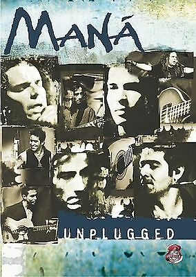 $ CDN7.12 • Buy Mana - MTV Unplugged (DVD, 2000)