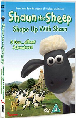 Shaun The Sheep Shape Up With Shaun • 3.99£