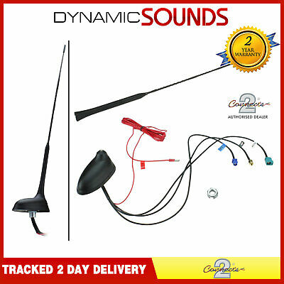 CT27UV56 In Car DAB + AM FM GPS Aerial Roof Mount Antenna • 44.95£