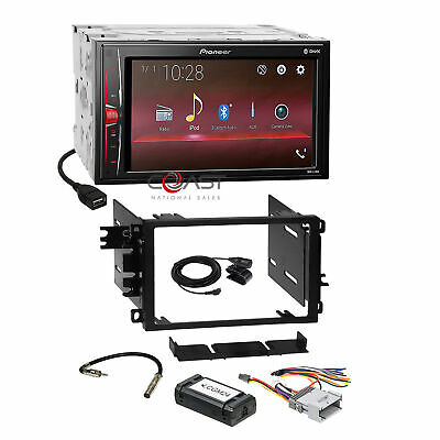 $234.95 • Buy Pioneer USB MP3 Camera Input Stereo Dash Kit Interface For 2000+ GM GMC Chevy