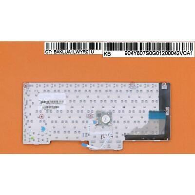 AU24.47 • Buy Replacement German Layout White Keyobard For HP Compaq EliteBook 2730P Laptop