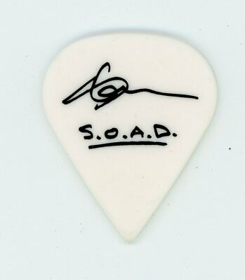 $ CDN165.08 • Buy System Of A Down Error 1 Sided Guitar Pick Shavo Odadjian Super Rare!!!!!