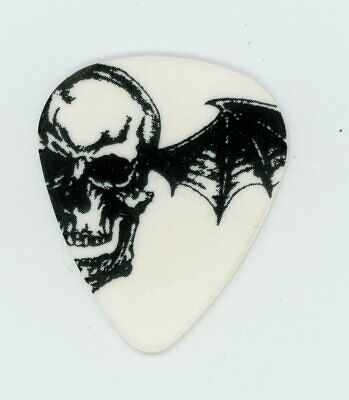 $ CDN237.75 • Buy Mega Rare A7X Avenged Sevenfold Error Guitar Pick #1