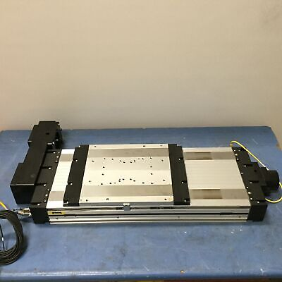 $2750 • Buy Parker 412T01CRMS 412XR Series Linear Actuator 150mm Travel 5mm Lead Ball Screw