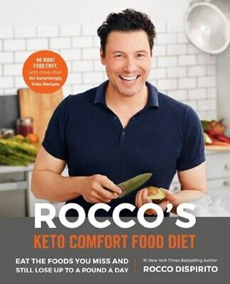 $2.99 • Buy Rocco's Keto Comfort Food Diet: Eat The Foods You Miss And Still Lose E.version