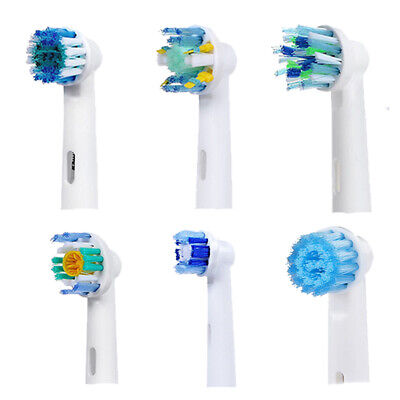 AU17.99 • Buy 10Pcs Electric Toothbrush Heads Replacement For Oral B With Protective Cover