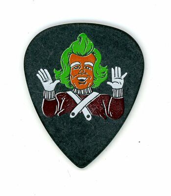 $ CDN198.11 • Buy Primus Very Rare Guitar Pick Chocolate Factory Les Claypool Error  Blank Reverse