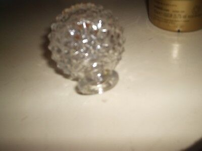 £9.50 • Buy  Vintage Glass Chandelier Glass Ball Spare Part