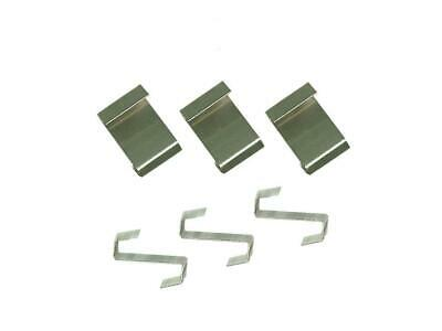 Pack 25 Greenhouse Lap Clips For Glass & Glazing Gardman S - Clips • 3.99£