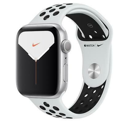 $ CDN519.99 • Buy Apple Watch Nike Series 5 MX3V2VC/A 44mm Silver