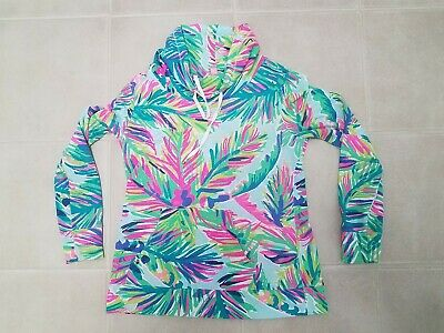 $39.99 • Buy Women's Lilly Pulitzer Hilary Pullover Island Time 24931 Small S Multicolor