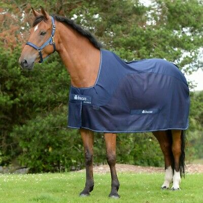 Bucas Competition Cooler Sweat Rug - New, Navy, RRP £79.00 • 37.99£