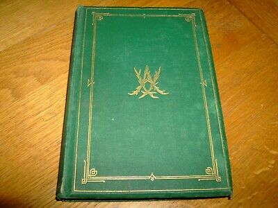 £299.99 • Buy Queen Victoria-leaves From The Journal Of Our Life-1st-signed-1868-hb-mega Rare