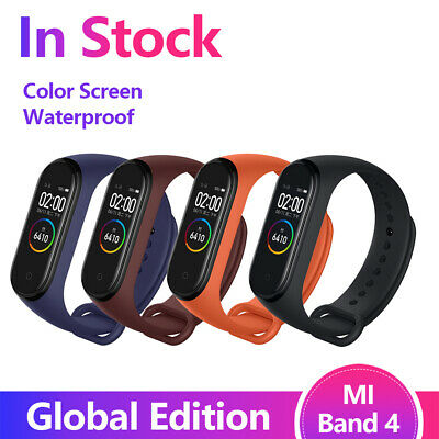 $29.99 • Buy Original Xiaomi Mi Band 4 Smart Miband Newest Music Bracelet Heart Rate Blutooth