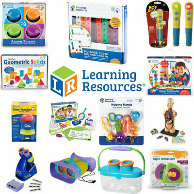 £10.45 • Buy LEARNING RESOURCES Home Educational Essentials - Choice Of Activities