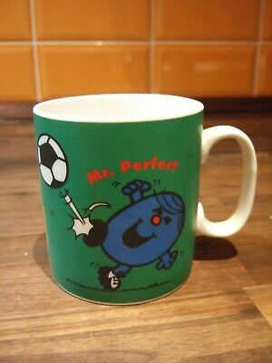 £5.99 • Buy Collectable / Useful Mug - Mr Men & Little Miss - Mr Perfect   Star Player