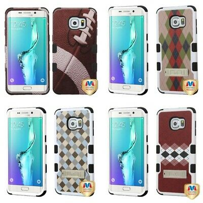 $ CDN18.65 • Buy Samsung Galaxy S6 Edge Plus TUFF Design Cute Case Hard Armor Cover