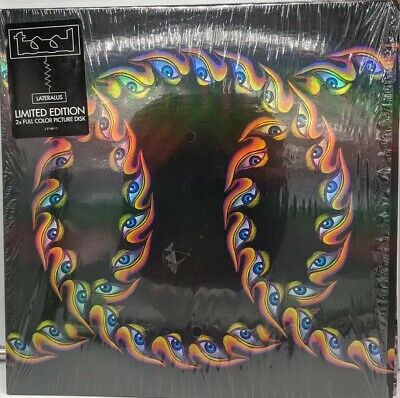 $2699 • Buy -SIGNED- Lateralus By Tool Color Vinyl Gatefold 2 Discs With Tool Army XL Jacket