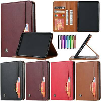 AU14.41 • Buy For Amazon Kindle Paperwhite 1 2 3 4 10th Gen 2018 Leather Card Stand Case Cover