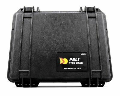£55 • Buy Peli 1150 With Foam Set, Protector Case Small Handheld,tough Water Proof.NEW!!
