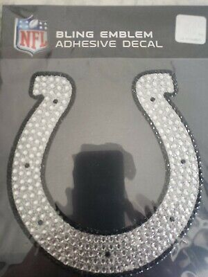 $10 • Buy Indianapolis Colts.25  Bling Emblem Decal