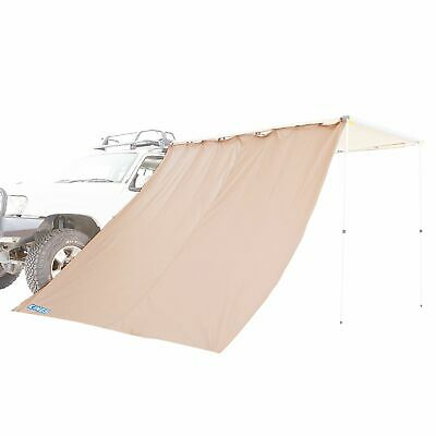 AU49.95 • Buy Adventure Kings Waterproof 2.5m Camping Awning Side Wall Side Shade Compatible