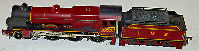 Hornby R308 Lms Patriot Class 4-6-0 #5533  Lord Rathmore Unboxed Oo Gauge • 45£