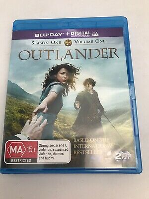 AU15 • Buy Outlander: Season One, Volume One [Regions 1,2,3] [Blu-ray] - DVD - Like New