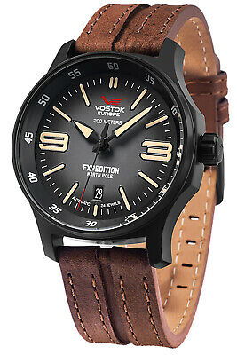 $ CDN400.01 • Buy Vostok Europe Men's Automatic Watch Expedition Nordpol 1 NH35A-592C554
